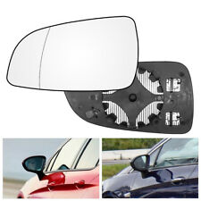 Left Passenger Side Holden Astra H Mk5 2004-2009 Wing Door Mirror Glass