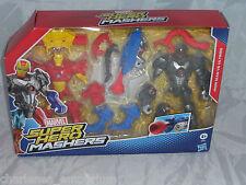 Marvel Super Hero Mashers Iron Man VS Ultron Deluxe Battle Pack Mash Up Figure