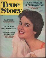 True Story August 1957 Vintage Magazine 100218ame