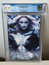 Marvel Comics #1000 Artgerm Black Queen Virgin Variant CGC 9.9 MINT