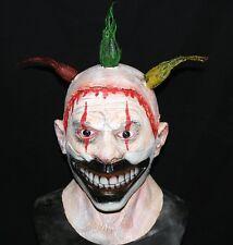 Espiral El Payaso Máscara mandíbula Halloween vestido de lujo réplica American Horror Story