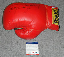 TONY DANZA Signed Authentic Everlast BOXING Glove Who's The Boss Taxi ACTOR PSA