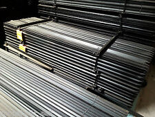 Star Pickets Black Fence Posts 180 cm long x 10 POSTS