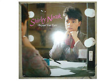 SHIRLEY NOVAK * BEYOND YOUR EYES * VINYL LP (1987) PULSE EEC076 PLAYS GREAT