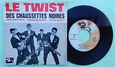 """DISQUE ANCIEN 45 TOURS des """"CHAUSSETTES NOIRES"""" Eddy MITCHELL """"LE TWIST""""- 70417"""
