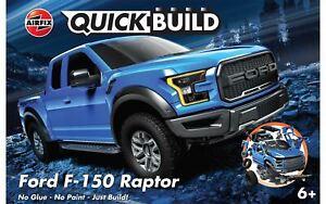 Airfix Quickbuild Ford F-150 Raptor Model Kit