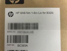 BC393A - HPE SAS Nm 1-Server License for B320i RAID Controller