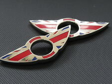 BMW MINI Cooper/S/ONE/Roadster/Clubman/Coupe DOOR PIN BADGE Emblem Red England