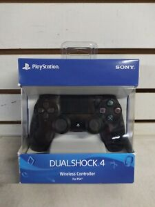 NEW Official Sony PlayStation Dualshock 4 Wireless Controller - Jet Black #14