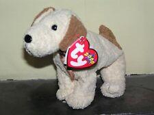 Retired Ty Beanie Baby Rufus the Dog - February 2000 #0842104280