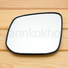 2012-2015 Isuzu D-MAX Pickup side view door mirror glass lens left