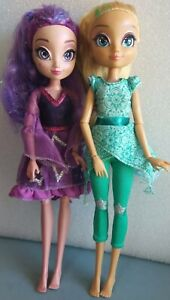 Disney Star Darlings SAGE & PIPER Dolls Loose No Accessories Clean Condition