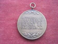 Medaille,Abzeichen Regatta,Rudern Frankfurt Int.Nat.Jubiläums-Regatta 1941