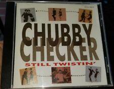Chubby Checker - CD - Still twistin' (12 tracks, #cdtop155) ...