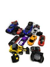 New Bright, Jada, Air Hogs Other Rc Cars & Trucks Lot of 10
