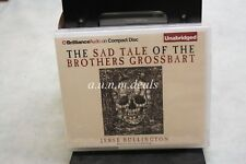 The Sad Tale of the Brothers Grossbart by Jesse Bullington (2010, CD, Unabrid...