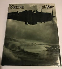 Steichen at War by Christopher Phillips (1981, Hardcover) WWII Navy Photographer