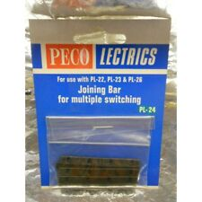** PECO PL-24 Switch Joining Bars for Switches PL-22 PL-23 and PL-26