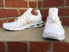 9fe21dfb6dc4 Nike Shox Gravity Sequoia White Running Sneaker Shoe Men Size 9.5 AR1999 100