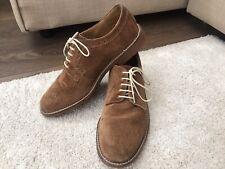 Gordon Scott Mens Shoes Brogues Tan Brown Size 8.5UK VGC