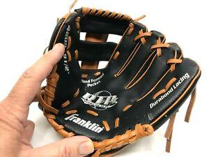 "Franklin RTP 4809 Youth Baseball mitt Glove 9 1/2"" Ready To Play T-ball RHT [11]"