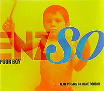 "ENZSO ""Poor Boy"" Rare 1996 3Trk CD *Dave Dobbyn *Split Enz  *Tim Finn: ""ISeeRed"""