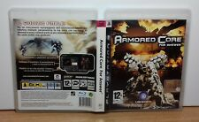 ARMORED CORE FOR ANSWER - PS3 - PlayStation 3 - PAL - Italiano - Usato