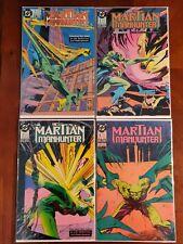 DC Comics Martian Manhunter #1-4 Full Series Comic Book Lot
