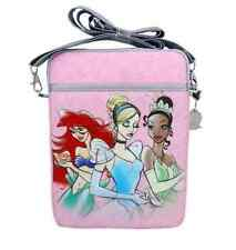 Disney Parks Princess Crossbody Bag Tablet Case for iPad, Android, Nook E-Reader