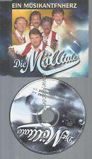 CD--MOELLTALER,DIE FIDELEN--EIN MUSIKANTENHERZ