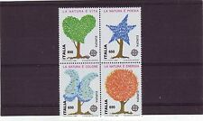 Trees Europa CEPT Stamps