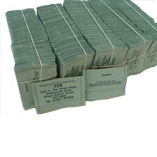 Pack of 1250 Tombola Tickets - Unpriced for Fundraising / Charity Fetes / Fairs