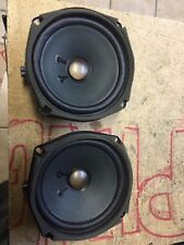 2004 - 2009 CADILLAC SRX PAIR 2PC LEFT & RIGHT REAR  BOSE SPEAKERS