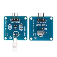 NE555 Infrared Transmitter+IR Receiver With 38KHz Carrier IR Transceiver Module