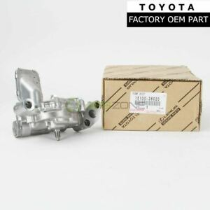 GENUINE TOYOTA SCION XB CAMRY LEXUS HS250h 2AZFE ENGINE OIL PUMP OEM 15100-28020