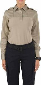 5.11 Tactical Women's Rapid PDU Long Sleeve Shirt, Style 62372, XS-XL, Reg-Tall
