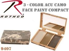 Camo Face Paint Acu Camoflauge 3 - Color Army Military Hunting Rothco 9407