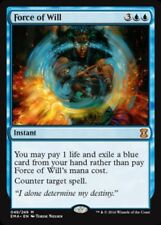 1x Force of Will MTG Eternal Masters NM -ChannelFireball-