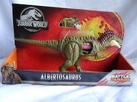 Albertosaurus Jurassic World With Battle Damage