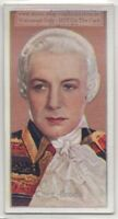 Clive Brook English Film Actor 80+  Y/O Trade Ad Card