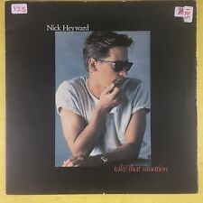Nick Heyward - Take That Situation / Cafe Canada - Arista HEY-2 Ex Condition G/F