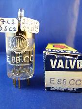 E88CC/CCa Valvo # NOS/NIB #  BALANCED # A-Frame/Disc-Getter (10300b)