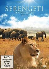 Serengeti - Fotosafari Teil 2  DVD Special Edition