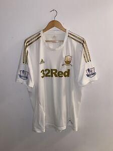 2012-13 Swansea City Centenary Home Shirt - XXL