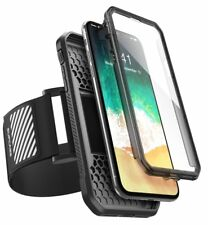 iPhone X / XS Armband SUPCASE Sport Running Armband Cover with Screen Protector