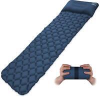 Luftmatratze Campingmatte Isomatte Ultraleichte Reise Outdoor Schlafmatte -517g