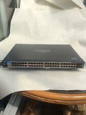 HP ProCurve de 2510G-48 J9280A 48 Port Commutateur réseau