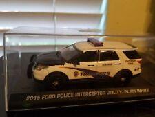 Motormax Police 1:43 Alaska State Troopers K-9 Unit Ford Interceptor Utility