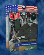 "GI Joe 1/6 12"" WW 2 D-Day Communications Mission Accessory Set Battle Gear"