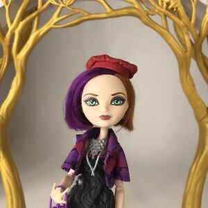 RARE Ever After High Through the Woods Poppy O'Hair Doll